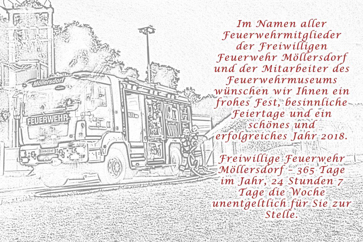 Frohe Weihnachten und ein schönes neues Jahr - Freiwillige Feuerwehr ...